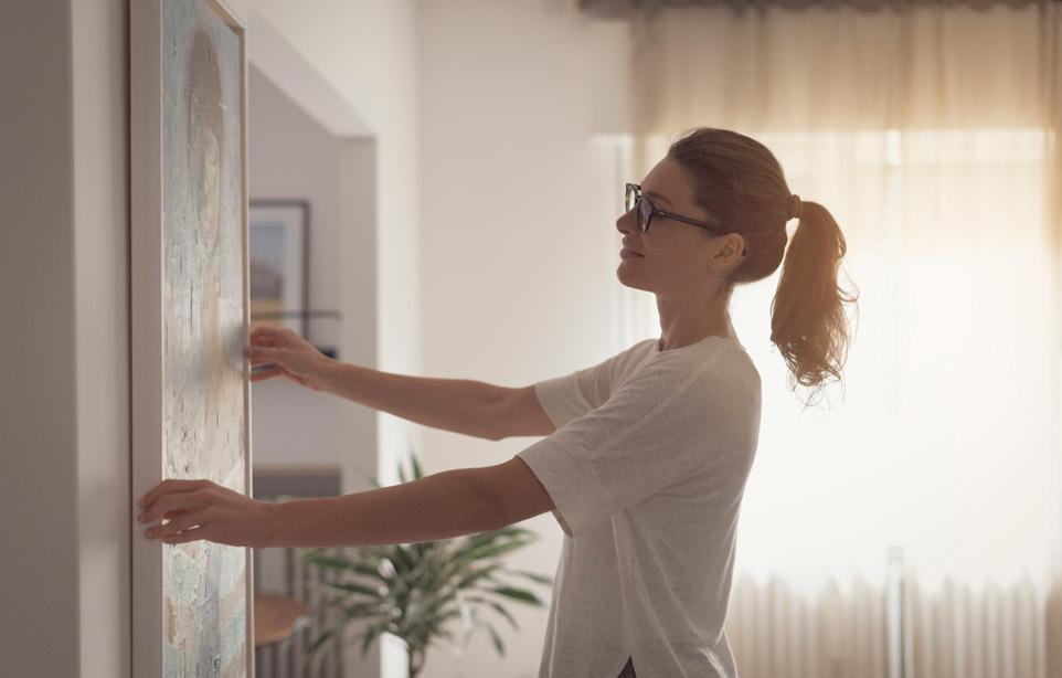 Quando l'arte è di casa. Come tutelare le opere della tua collezione.